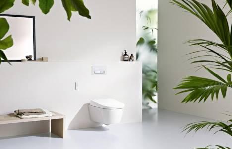 Geberit ile banyolarda