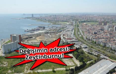 Zeytinburnu kentsel dönüşüm