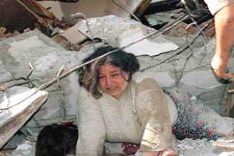 Deprem kabinleri ile korunmak mümkün