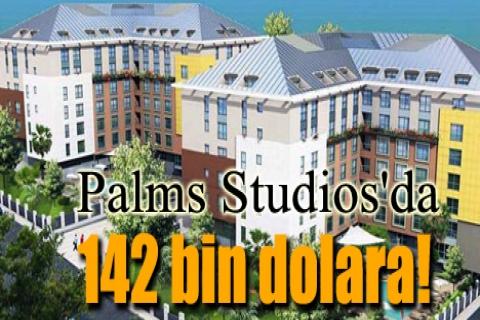 Palms Studios'da 142 bin dolara!