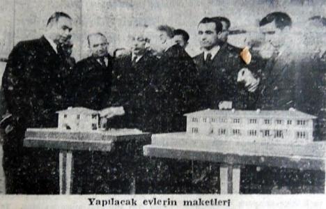 1947 yılında Mecidiyeköy'de