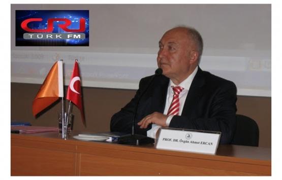 Prof. Dr. Övgün Ahmet Ercan'dan Elazığ depremi açıklaması!