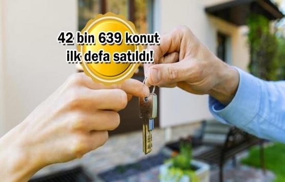 2021 Ağustos'ta 141 bin 400 konut satıldı!