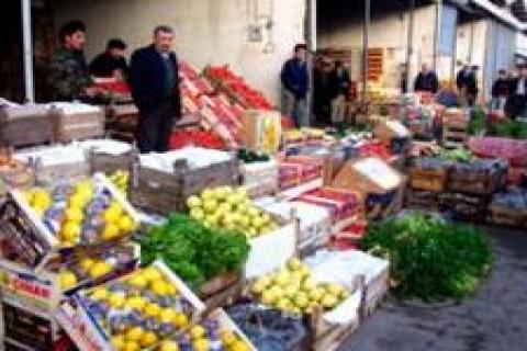 Türkler Rusya'da meyve-sebze hali kuracak