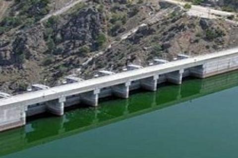 Yedigöze Barajı enerji üretimine başlıyor!