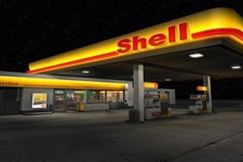 Shell 10 günde 10 istasyon açtı!