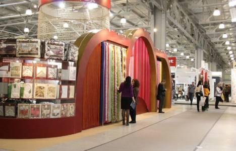 9. Uluslararası Ev Tekstili ve Dekorasyon Fuarı Ukrayna'da!