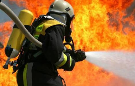 Binaların yangından korunması hakkında yönetmelik!