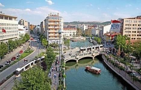 Eskişehir'de satılık arsa: