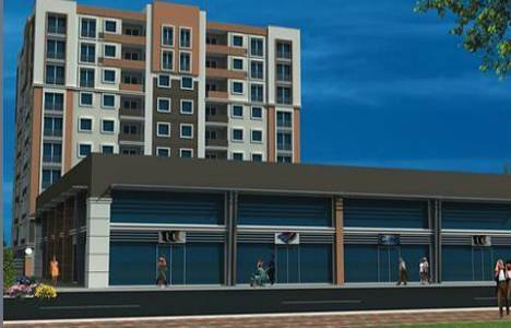 Aslan Rezidans'ta kiralık 16 dükkan: minimum aylık 3 bin TL!