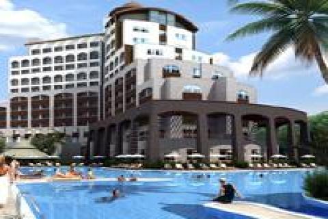 Antalya'da Melas Resort Lara Oteli açıldı