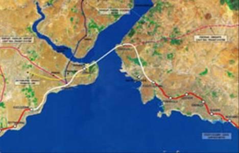 Pekin'den Avrupa'ya Marmaray'la 12 günde ulaşılacak!