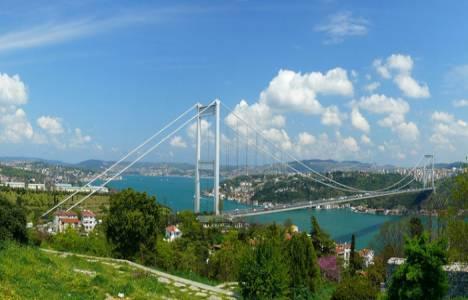 İstanbul'daki yeşil alanlar 450 milyon liraya mal oldu!