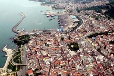 Trabzon'da Beyaz Evler