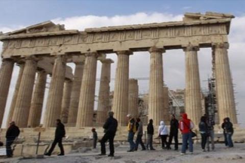 Yunanistan, arkeolojik yerlerini