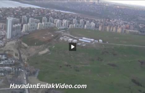 Halkalı Temapark projesinin havadan son videosu!