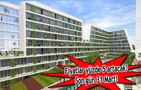 Dumankaya Kurtköy Flex Evleri 'nde 124 bin TL! Son gün 31 Mart!