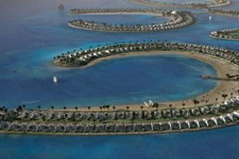 Bahreyn, yapay adacıklarla körfezin parlayan yıldızı oluyor