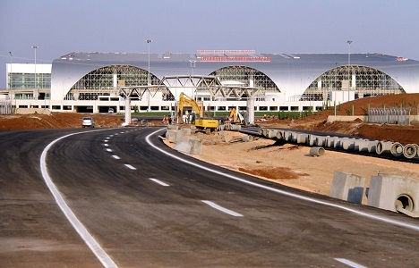 Diyarbakır Havalimanı'nın yeni