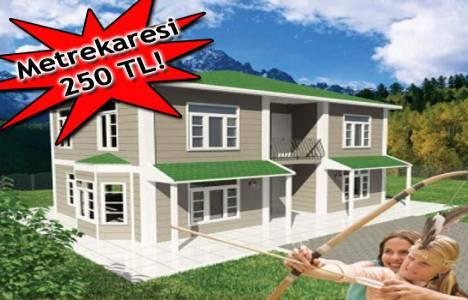 Prefabrik ev fiyatları!