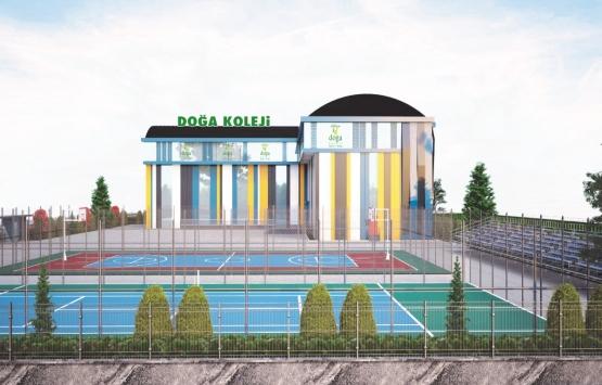 Torbalı Doğa Koleji'nin inşaatı Mayıs'ta tamamlanacak!