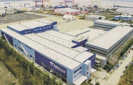 Teksan, yeni fabrikası ile büyüyecek!