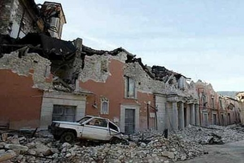 Aquila kenti, AB'nin Akıllı Kent projesi ile yenilenecek!