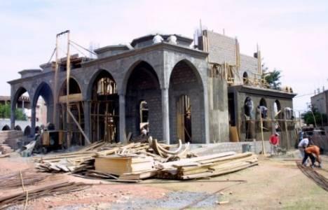 Mali'de Eyüp Sultan Cami inşa ediliyor!
