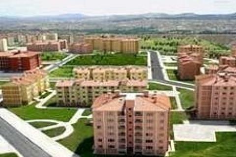TOKİ Ankara Sincan Temelli'de 1.096 yoksul konutu yaptıracak!