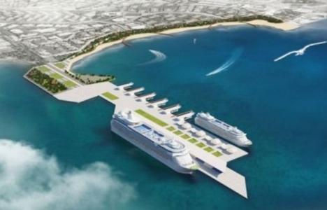 Antalya'ya Altın Portakal Yat Limanı yapılıyor!