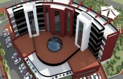 Mersin'de 1+1 daireler şeklinde Yaşlı Yaşam Merkezi yapılıyor!