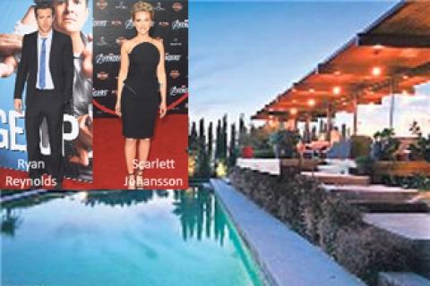 Scarlett Johansson ve