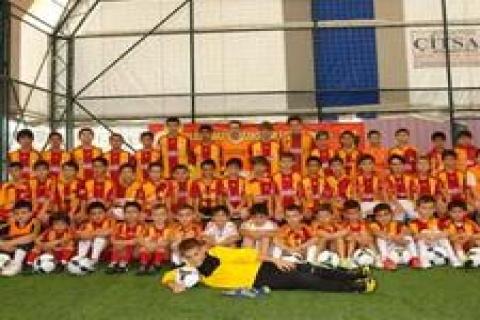 37. Galatasaray Futbol Okulu, Keşan'da açıldı!