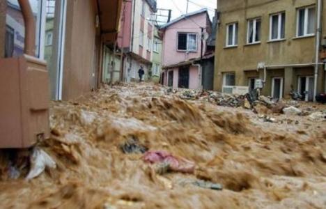 Kentsel dönüşümle sel riski olan evler yıkılacak!