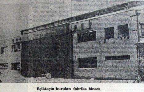 1937 yılında Beşiktaş'ta