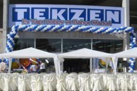 Tekzen'in 34. mağazası Yalova'da açıldı!