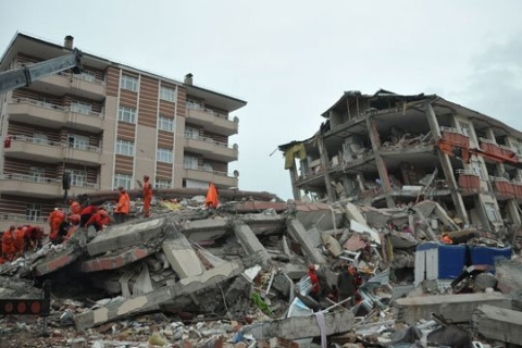 Deprem testleri