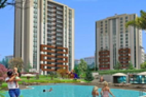 Bahçeşehir'de 50 bin YTL'ye 35 metrekare satılık daireler