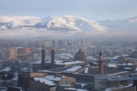 Ortadoğu'nun en büyük hastanesi Erzurum'da olacak!
