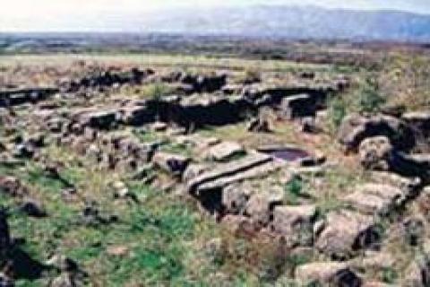 Gaziantep Karkamış'ta mayın