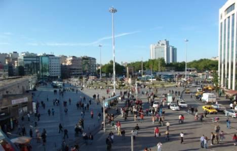 Taksim, kurultay kararına