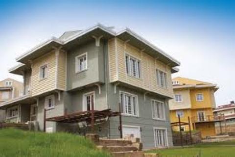Zekeriyaköy Doğa Evleri sitesinde icradan 1.2 milyon TL'ye satılık dubleks konut!
