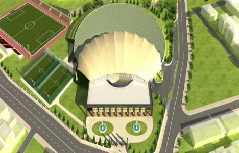Küçükçekmece Arena 15 gün içinde kapılarını açıyor!