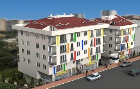 Ataşehir Şehrin Rengi Konutları'na 160 bin TL'den başlıyor!