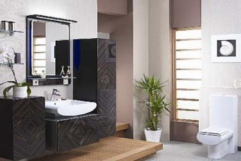 Mobilyalı banyolar moda