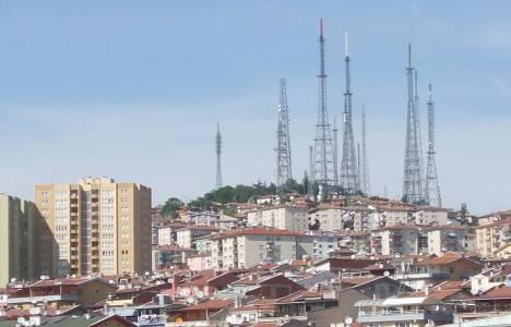 Yenimahalle Belediyesi, Şentepe'de 7 yeni park yapacak!