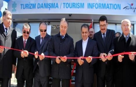 Erzurum Turizm Ofisi açıldı!