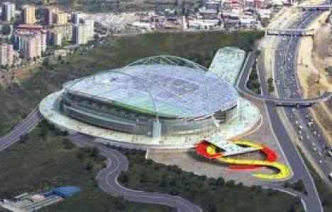 Stadyumlara da