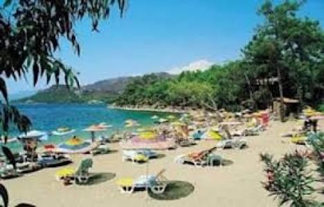 Turist sayısında Akdeniz