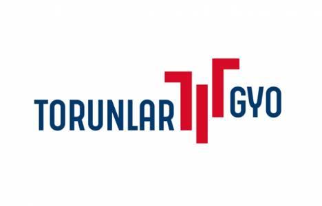 Torunlar GYO'da yatırım hedefi 380 milyon TL!